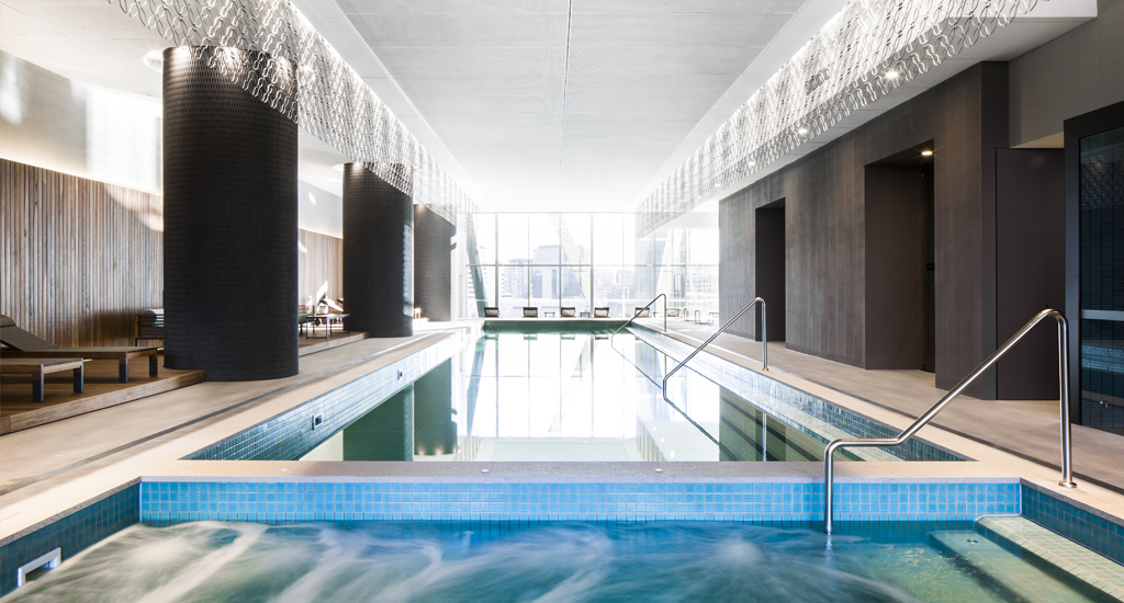 25m Indoor Swimming Pool